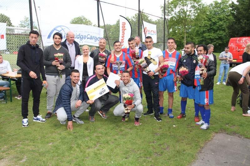 Handling AFH Wint ACN/Cargonaut Cup ACN Air Cargo Netherlands